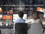 présentation powerpoint pro-themes websites