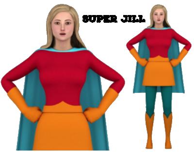 Super Jill