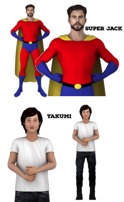 Super et Takumi